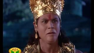 Jai Veera Hanuman - Episode 323 On Monday,20/06/2016 - Jaya TV