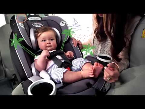 Car Seat 4Ever 4 In 1 Commercial Product Video