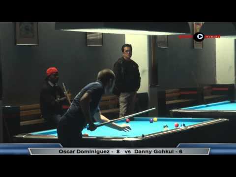 MZWST #7 - Oscar Dominguez vs Danny Gohkul / Rematch!