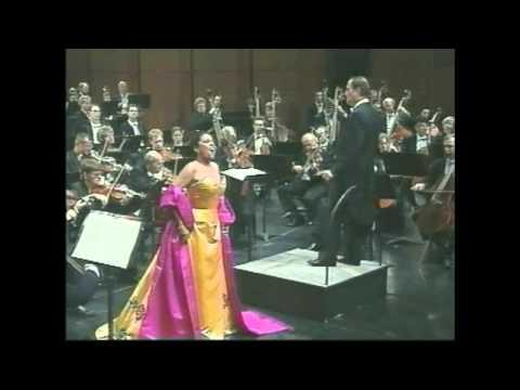 "Kathleen Battle sings ""Exsultate, jubilate"" K. 165 by Mozart (Part 1)"