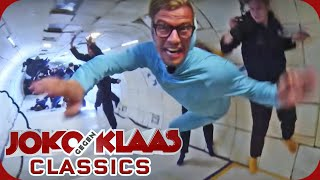 Jokos Parabelflug: Wasserballett in der Schwerelosigkeit | Duell um die Welt Classics | ProSieben