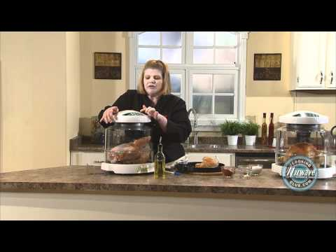 How To Cook Roasted Turkey In The Nuwave Oven