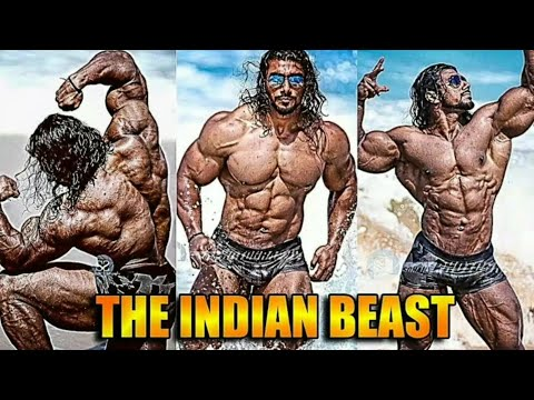 Sangram Chougule Mr Universe India's Best Bodybuilder (Mard Maratha)
