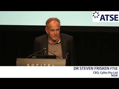 ATSE 2017 New Fellow: Dr Steven Frisken FTSE