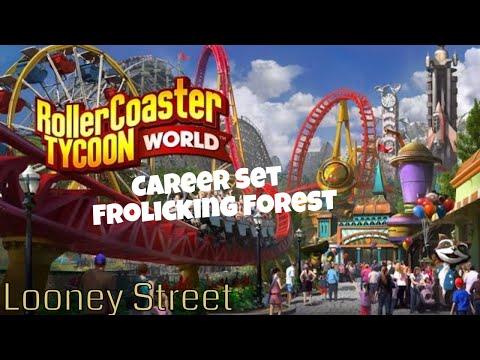 Rollercoaster Tycoon World (Career - 04 Looney Street) |
