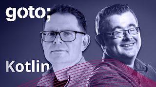 Should Kotlin Be Your Go-To Language? • Garth Gilmour & Eamonn Boyle • GOTO 2019
