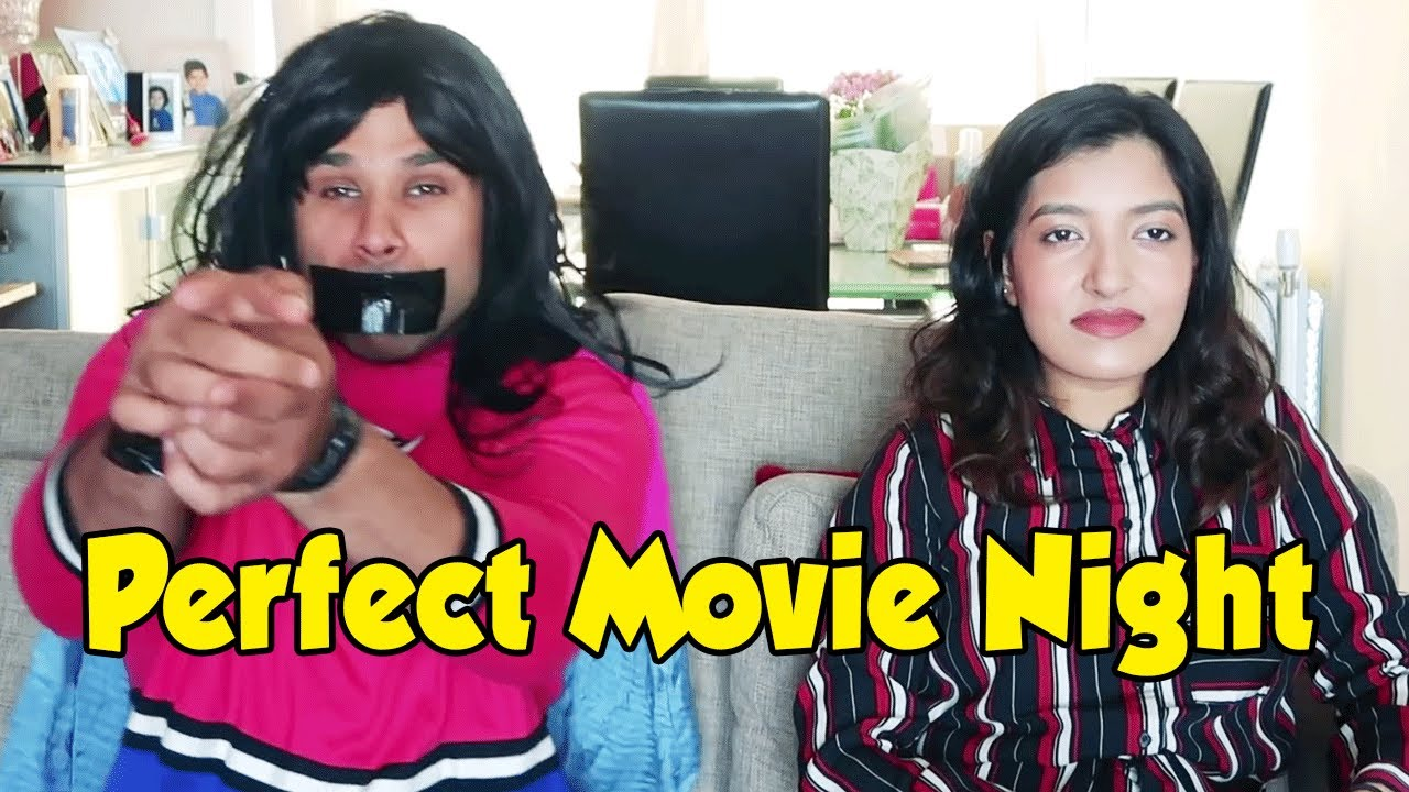Perfect Movie Night | Rahim Pardesi | Desi Tv Entertainment | ST1L