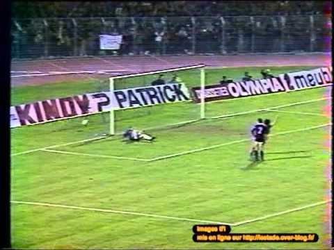 LAVAL-AUSTRIA 83 tous les buts du match