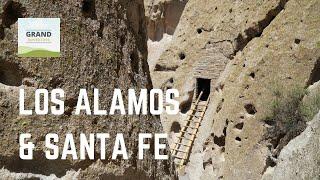 Ep. 64: Los Alamos & Santa Fe | New Mexico RV travel camping