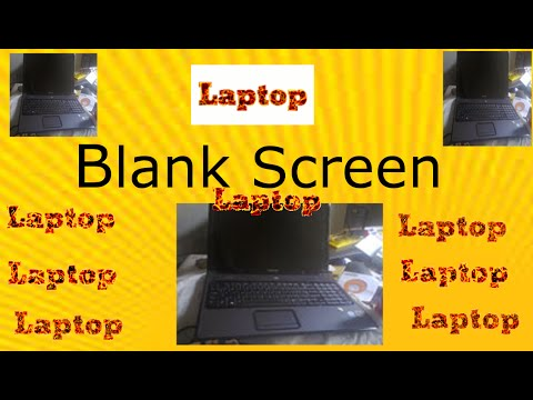 Laptop Screen Is Blank And Error Code Oxc000000f,here Is The Fix