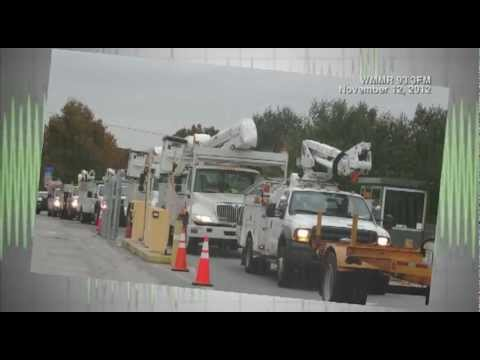Southern Company Crews Assist with Hurricane Sandy Restoration