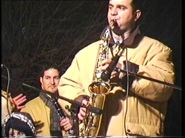 Gambatesa maitunat 1-1- 2000 -  assolo di Domenico Di Maria