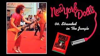 ニューヨーク・ドールズ/ワールド・ロック・フェスティバル'75/後楽園...