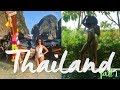 TRAVEL THAILAND 2018 #1  Flying 18 HOURS... in ECONOMY!? 😱
