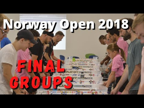 Norway Open 2018 - Final group