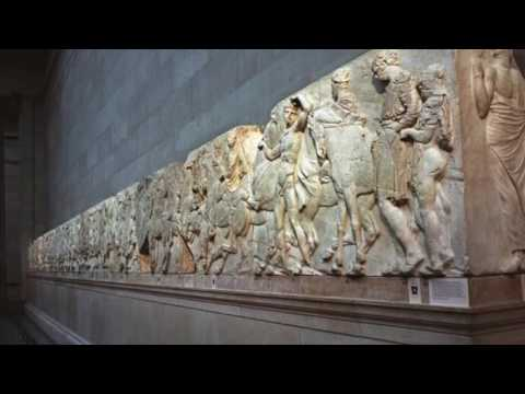 """On Seeing the Elgin Marbles"" An Interpretation"