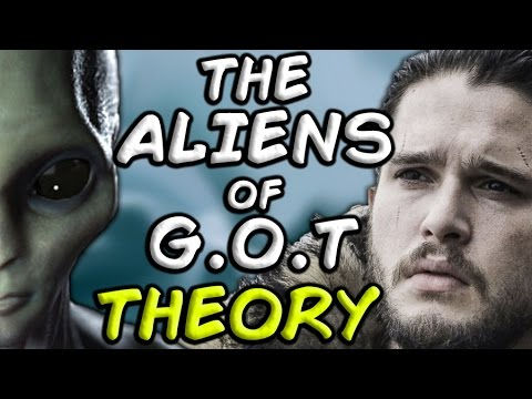 Did Ancient Aliens Predict Winter In Game of Thrones? THEORY