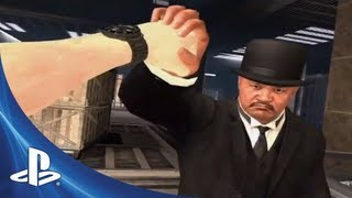 007 Legends for PS3: Launch trailer