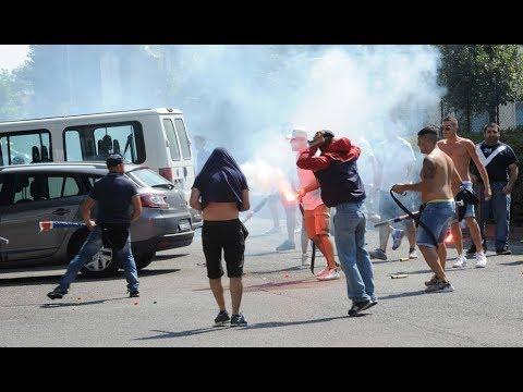 Brescia Cagliari Clash Before The Game Youtube