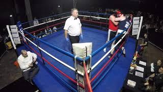 Ultra White Collar Boxing | Manchester | Josh English VS Will Thomas