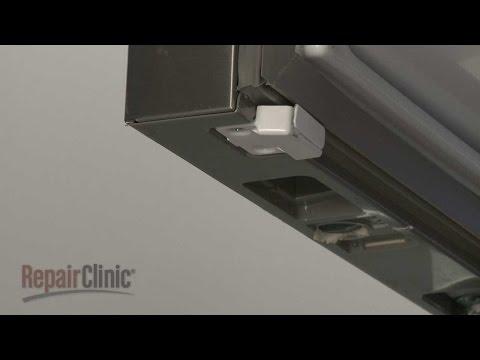 Frigidaire Refrigerator Replace Door Magnet Housing 242291001