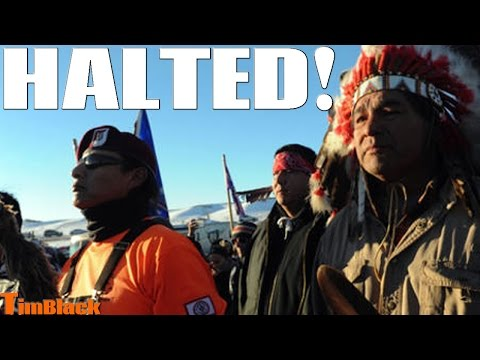 Army Denies Dakota Access Pipeline Permit: Standing Rock Stand Up! #CWTB