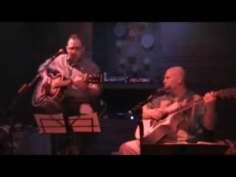 Walking Blues (Robert Johnson) - Rick Miller & Travis James Humphrey