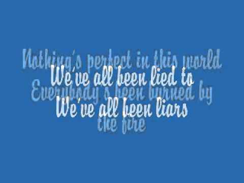 Gary Allan Pieces Song Lyrics
