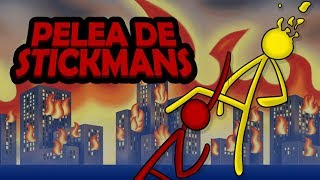 PELEA DE STICKMANS ⭐️ Stick Fight: The Game | iTownGamePlay