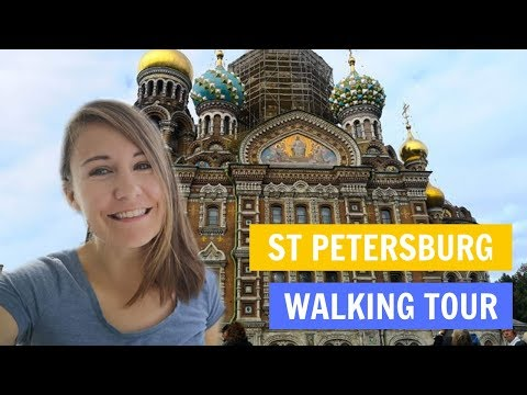 St Petersburg, Russia - Day 1 - Baltic Cruise 2018