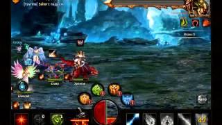 Demon Slayer Mobile - шпиль (проход нубами)