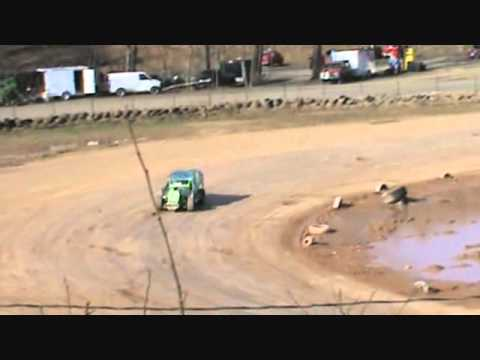 Blanket Hill Speedway 4-10-11 Mod Lites