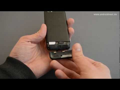 HTC One V - Antennagate-Problem - androidnext.de