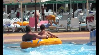 Кирилловка,аквапарк.(Федотова коса,пгт Кирилловка,аква парк