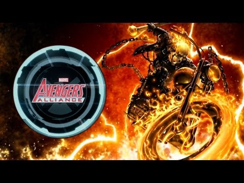 Marvel Avengers Alliance - Motoqueiro Fantasma Apavorando no PVP Travel Video