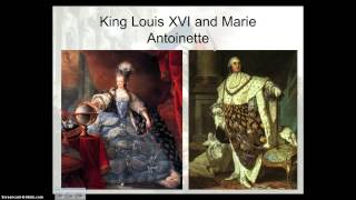 French Revolution Causes of and 3 Estates
