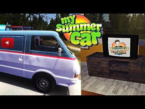 My Summer Car Türkçe // BURASI ARTIK TÜRKİYE #51