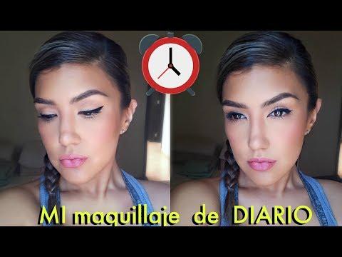 ⏰Maquillaje EXPRESS de DIARIO, facil y sencillo / Quick Everyday makeup tutorial | auroramakeup