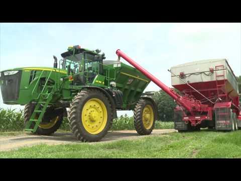 In Season Corn Fertilization