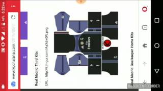 san francisco ceb34 ee7c0 Dream League Soccer Kit Real Madrid 2017 — BCMA