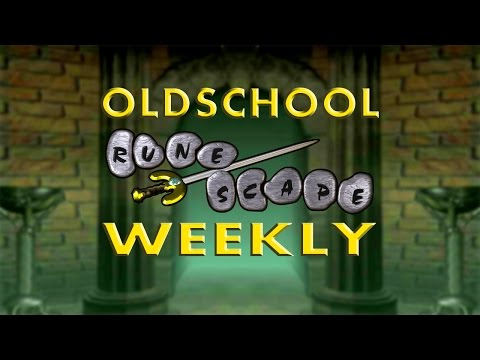 Old School RuneScape Weekly - Max Cape/Skilling Pets/Geomancy Spell