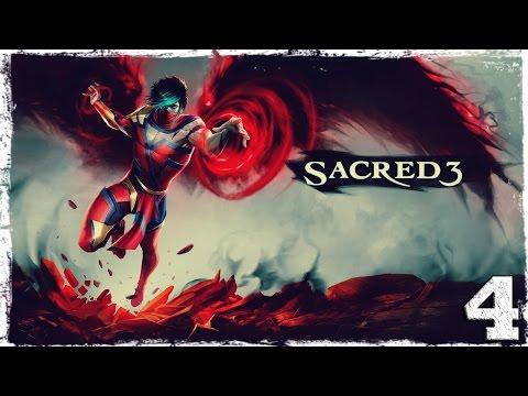 Смотреть прохождение игры Sacred 3. #4: Напарник!?