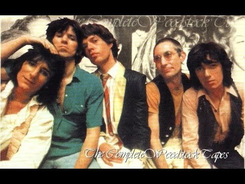 Rolling Stones - When The Whip Comes Down (Woodstock Rehearsals)