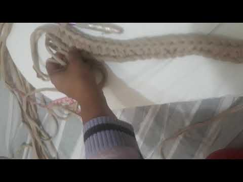 How To Crochet The Moses Basket Base