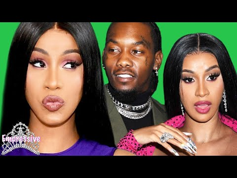 Cardi B files for divorce from Offset for publicity or cheating?