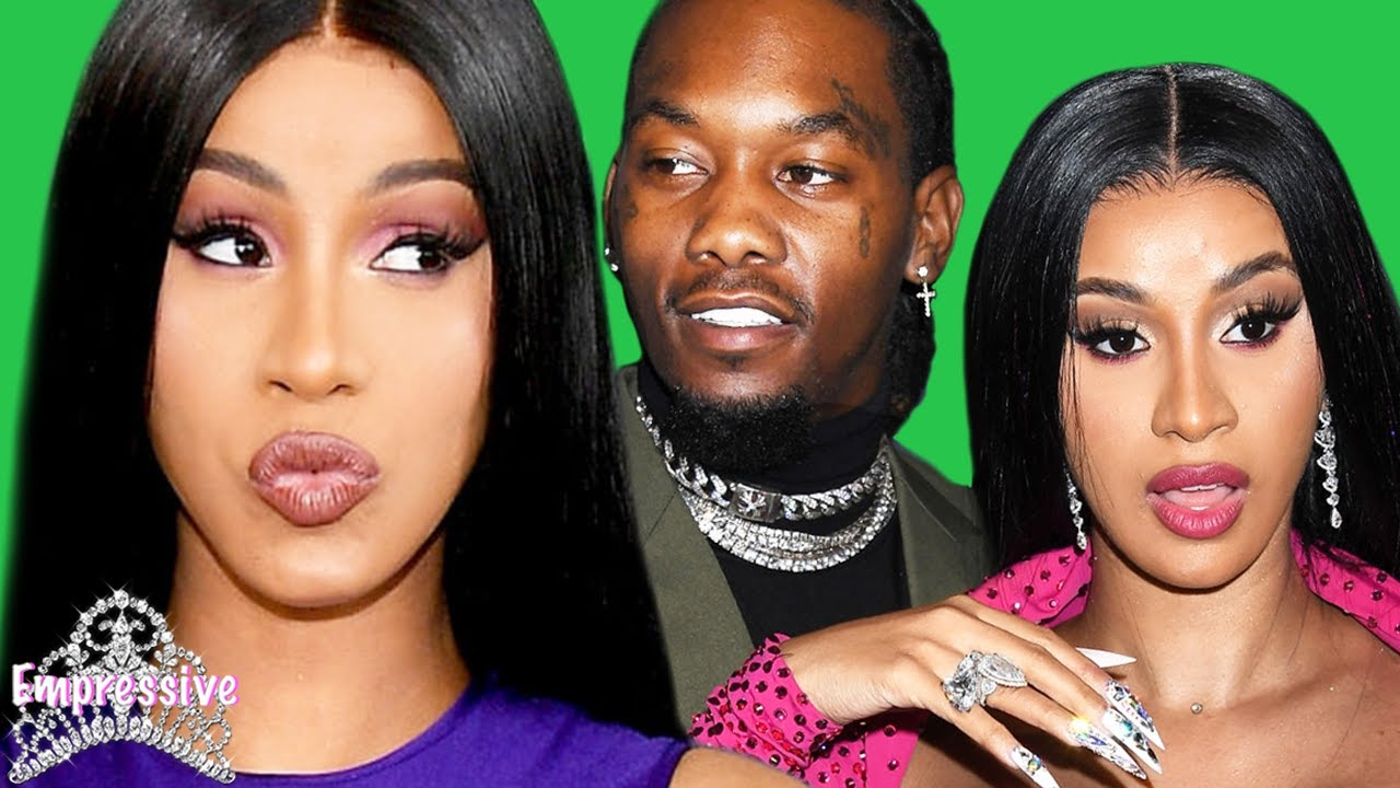 Cardi B files for divorce from Offset, seeks custody of their daughter