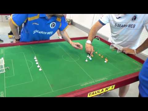 Semifinal Open 2ª Parte Open. Barcelona 2016