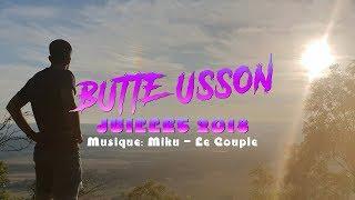 [DRONE] BUTTE D'USSON dans le Puy de Dôme (63) -HD-