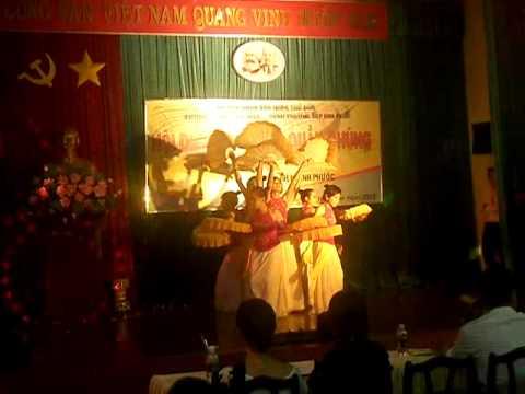 Việt Nam gấm hoa (múa quạt) - KP6 - Hiệp Bình Phước