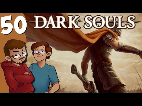 Let's Play | Dark Souls - Part 50 - Paladin Leeroy the Clumsy